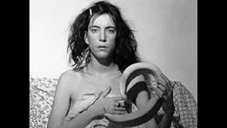 Watch Patti Smith Free Money video