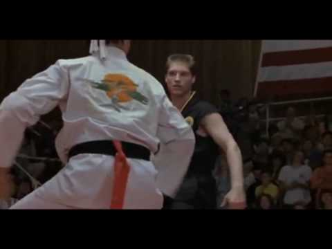 Karate Kid I, II, III - Tribute - Eye of the tiger