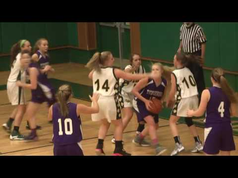 NAC - Ticonderoga JV Girls  2-10-17