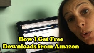 How I Get Free Downloads from Amazon