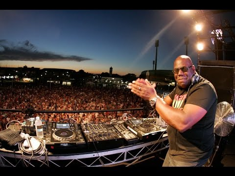 Carl Cox - Global tour australia cable
