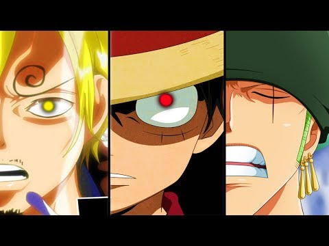 One Piece - Monster Trio Masters Explained | 2-Years Power Growth