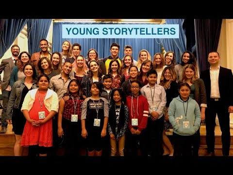 Mentoring for Young Storytellers Foundation