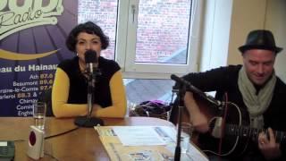 SUD RADIO - Sarah Letor MEDLEY NO LIMIT + I BELIEVE IT