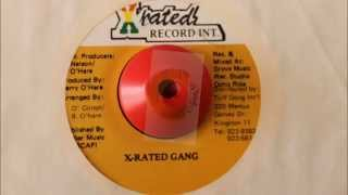 XRATED GANG - VERSION