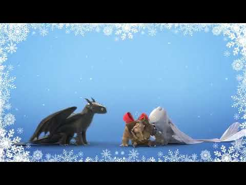 Happy Holidays How To Train Your Dragon 3 Alt Tv Spot Youtube