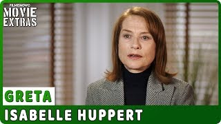 GRETA | On-set Interview with Isabelle Huppert