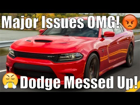 Major Issues. Dodge Charger Missing 2 Critical Components From Factory!
