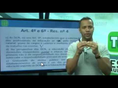 Pedagógico   Exercícios   DCN   Aula 01