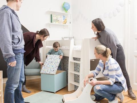 Twercs U0026 DaWanda: Das Große Kinderzimmer Makeover Mit Eva Brenner