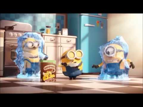 Minions commercials collection