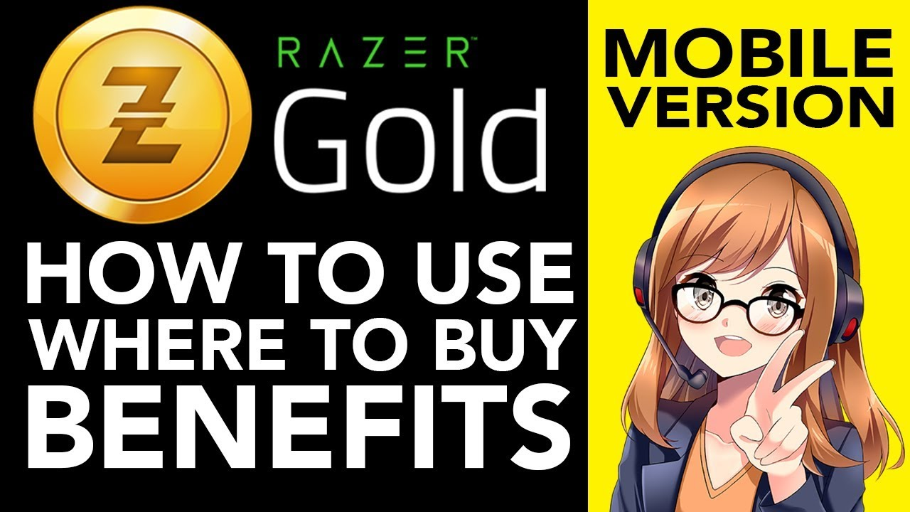 Razer GOLD (Mobile Version) - How To Use, Where To Buy, Benefits -  Philippine Market