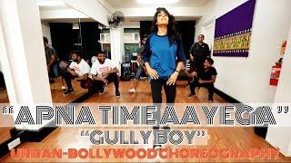 Apna Time Aayega | Dance Choreography | @vivianakadivine @ranveersingh #apnatimeaayega #gullyboy