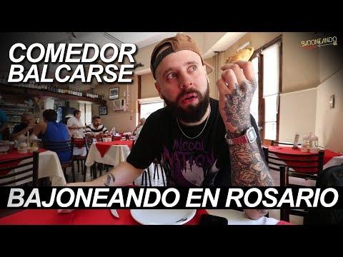 Bajoneando en Rosario - Comedor Balcarse