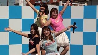 那賀地域ご当地アイドル ナガール 和歌山県の那賀青年会議所45周年記念...
