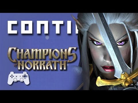 Champions of Norrath (PS2) - Continue?
