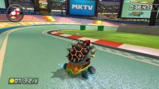 Mario Kart Stadium - 1:34.412 - エル (Mario Kart 8 World Record)