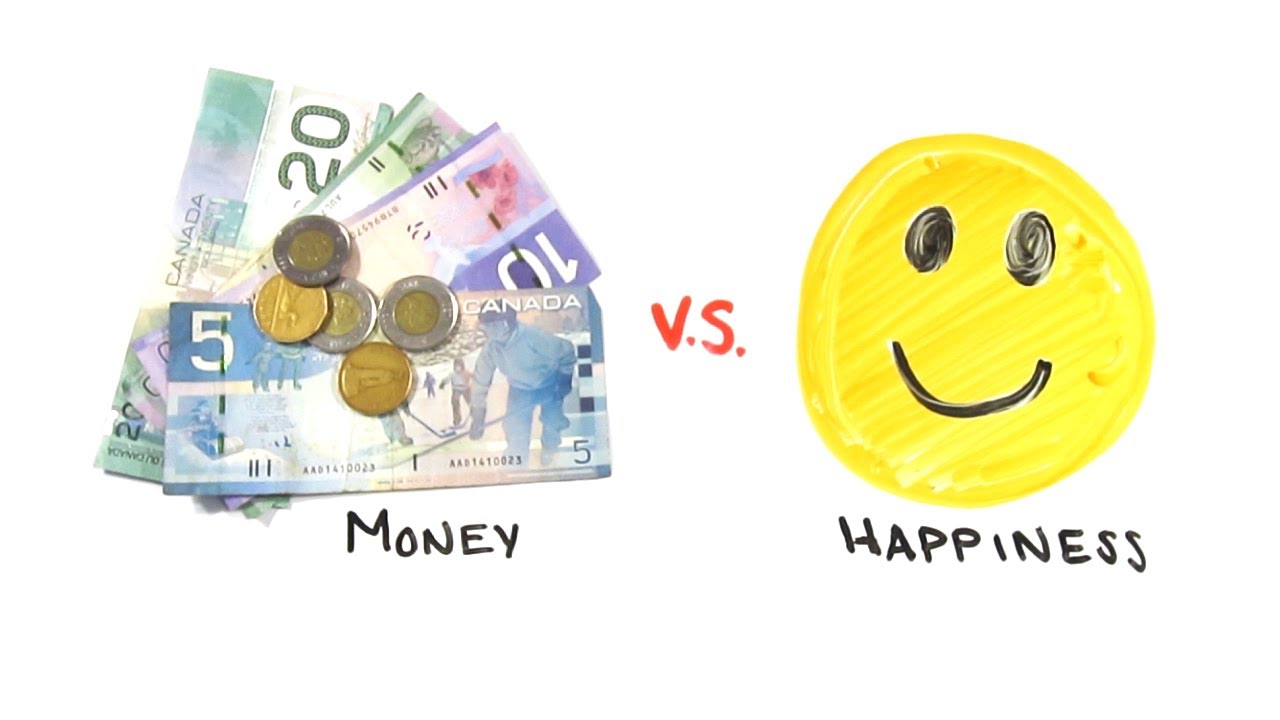 Image result for Money vs Happiness