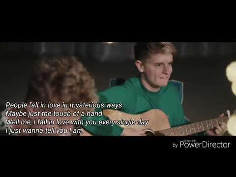 Ed sheeran - lyrics over by the boyband RoadTrip