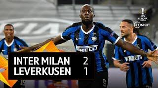 Inter Milan v Bayer Leverkusen (2-1) | UEFA Europa League
