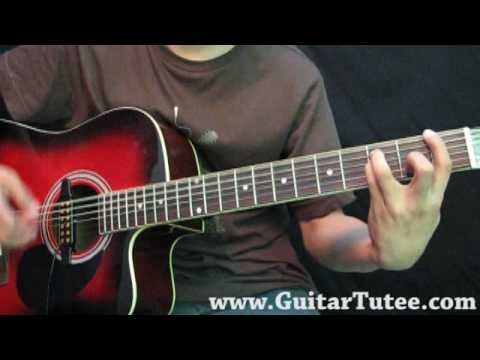 Linkin Park - New Divide, by www.GuitarTutee
