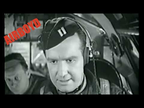 How To Fly The B-26 Airplane (1944)
