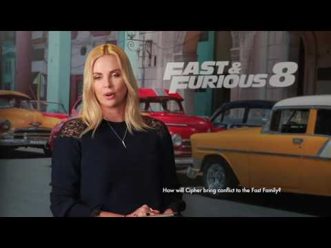FOX Movies Presents | The Fate of the Furious Beijing Talent Tour