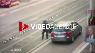 Halle , Germania: Spari davanti alla sinagoga, 2 morti | videoagenzie