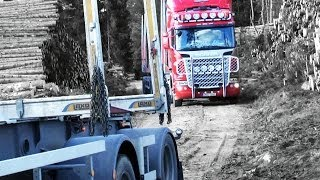 Timber Trucking Sweden
