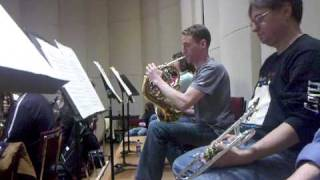 Rossini Semiramide horn quartet