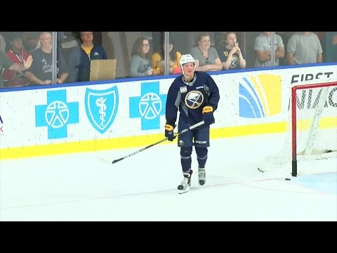 Top 5 Shootout Attempts on Day 3 of Sabres Development Camp