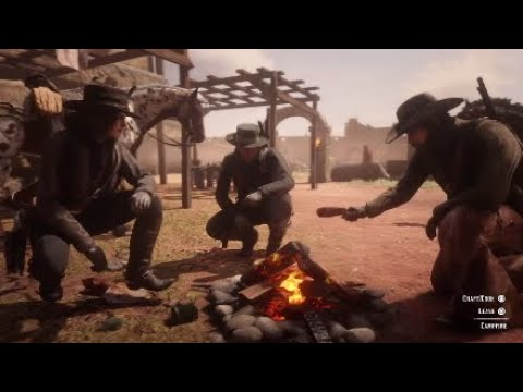 Red dead redemption 2: Online Posse Assassination