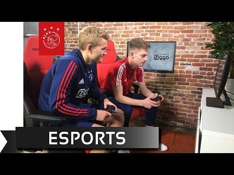 Ziggo eBattle: Dani vs Matthijs de Ligt