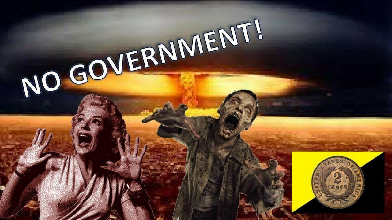 Do We Need Government? NO! (The Infographics Show Debunks Itself)