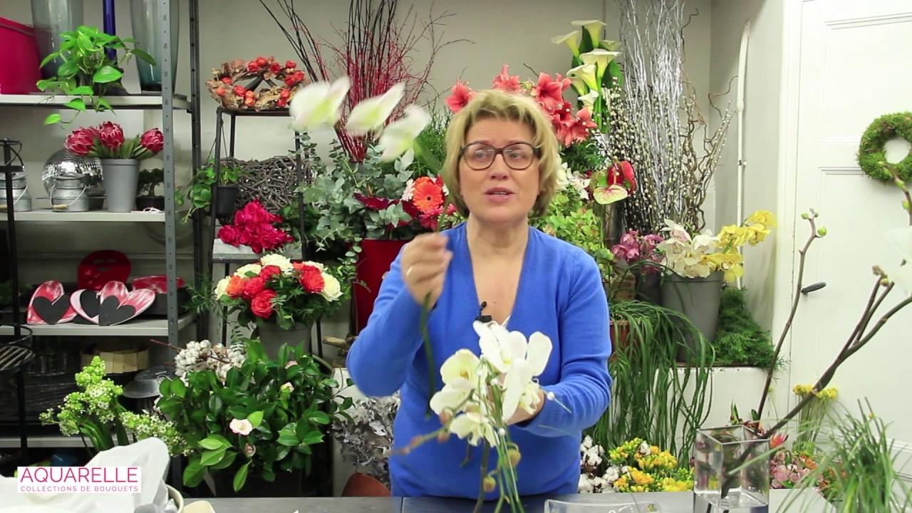 Comment Faire Un Bouquet De Roses faites votre bouquet de mariée avec aquarelle