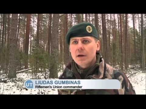 Lithuania Military Rise: Baltic state boosts troops amid Russia aggression