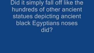 Video Ancient Black Egyptian Statue Noses Fall off! Complete Mystery! download MP3, 3GP, MP4, WEBM, AVI, FLV Agustus 2018