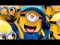 DESPICABLE ME 3 Trailer #2 (2017) Minions