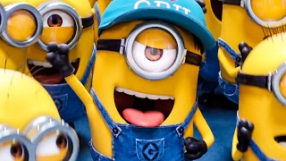 DESPICABLE ME 3 Trailer #2 (2017) Minions