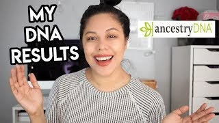MY ANCESTRY DNA RESULTS  | Finding out where I