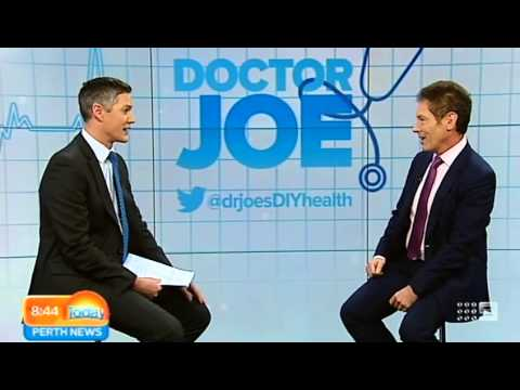 Dr Joe - Steroids | Today Perth News