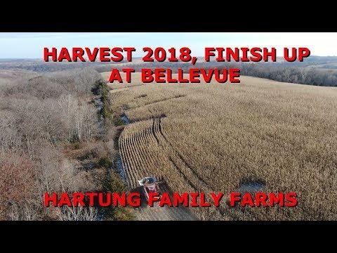 Harvest 2018, Finishing Up In Bellevue