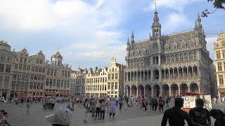 ヨーロッパ旅行 3日目 ロンドン(イギリス)~ブリュッセル(ベルギー)