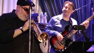 "Randy Brecker solos on ""Let Me Just Follow Behind"""
