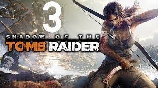Shadow of the Tomb Raider — Archeolog Lara - Na żywo