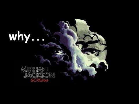 Michael Jackson Scream, New Album 2017 -...