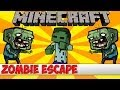 Minecraft Bukkit Plugin - Zombie Escape - Tutorial