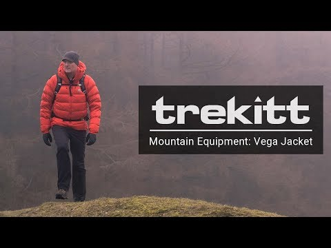 Inside Look: Mountain Equipment Mens Vega Jacket