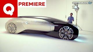 Renault Ez-Ultimo: la concept di lusso che ti entra in salotto