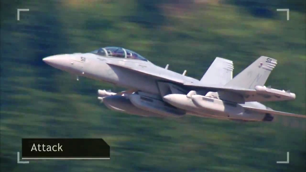 boeing ea 18g growler airborne electronic attack aircraft 720p